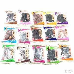 一箱10斤 老包装梅研坊蜜饯独立小包话梅龙洞 24种口味供选