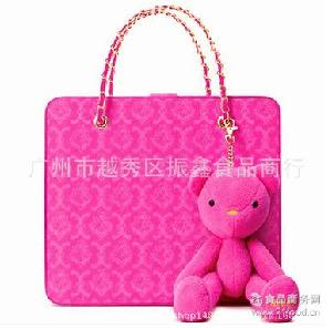 台湾进口宏亚洛可可饼干糖果礼盒543g*3盒/件