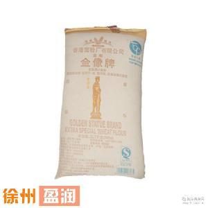 优质A级南顺金像高筋面粉 烘培原料 香港 小麦面包粉 22.7kg 批发