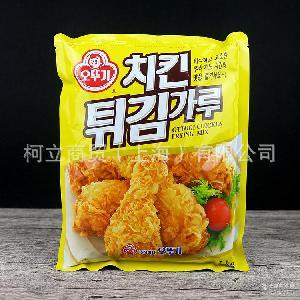 【不倒翁炸鸡裹粉1kg】脆皮鸡米花鸡腿kfc鸡翅炸鸡粉鳞片