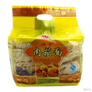 深圳面条 港式茶餐厅风味面 美之泉800g鸡丁肉松面 *超市批发