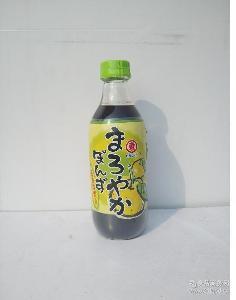 火锅 日本进口 原装 优质 烤肉等调味料 沙拉 东字牌柚子醋调味汁
