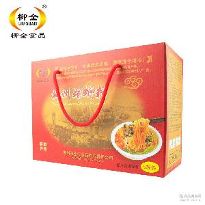 柳全螺蛳粉柳州特产香辣米粉水煮米线方便面268克x5袋礼盒装包邮