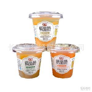 197g 丰岛鲜果捞 黄桃水果罐头