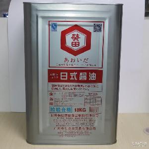 刺身酱油18kg 日式浓口酱油 淡口酱油 葵田浓口酱油