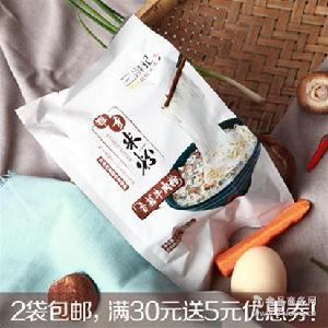 三浔记 2袋包邮 香菇牛肉罗秀米粉 方便面袋装手工米线米粉干特产