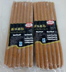 原味臻肠香肠热狗98%肉含量欧包披萨火锅烘焙烧烤12 35cm 17 15