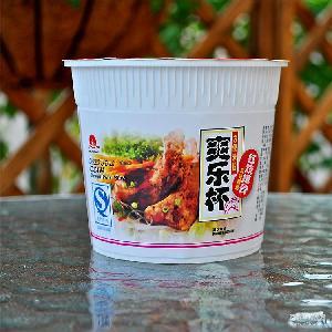 【现货】爽乐杯方便米粉米线 (红烧排骨) 75g*12
