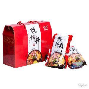 正宗广西柳州特产6袋水煮袋装 柳全螺蛳粉螺蛳粉方便米粉批发