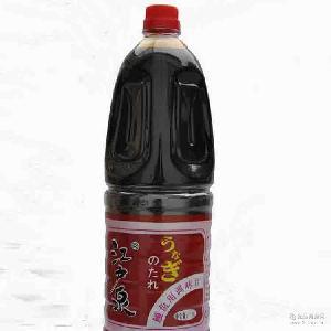 批发日式料理食材 江户泉烧鳗汁 1.8L烤鳗鱼汁 鳗鱼用调味汁