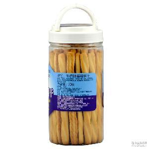 御之味日式特浓牛奶棒棒饼170g 休闲食品批发 宝宝零食磨牙饼干