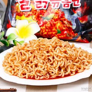 韩国方便面三养火鸡面炒面速食泡面拉面超辣鸡肉味干拌面食品批发