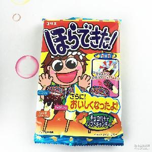 巧克力沾酱香蕉味软糖36g 可利斯DIY 儿童自制糖果 日本进口食玩