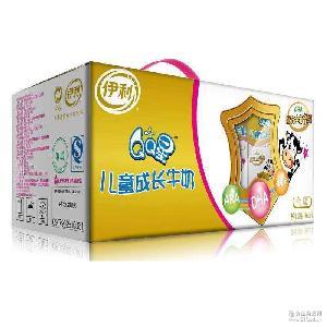 全聪健固均膳 190ml*15整箱 伊利QQ星儿童成长牛奶 儿童牛奶