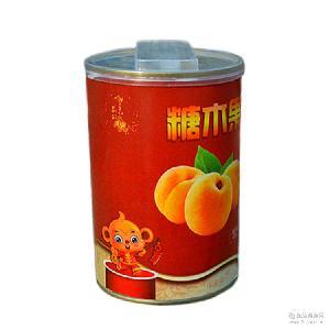 安徽砀山糖木果品牌黄桃水果罐头厂家批发招代理一件代发支持微商