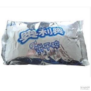 烘焙原料 饼干碎屑 奥利奥饼干碎 饼坯 400克原装 芝士蛋糕底