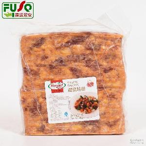 西餐培根 培根肉 做披萨焗饭西快 2kg 荷美尔超值培根/经济培根