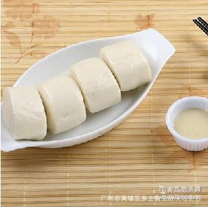 奶香小馒头300g(30个)装 烧烤食材 油炸蒸 小麦粉馒头速冻面点