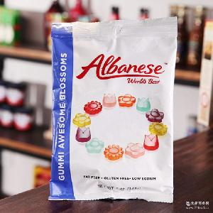 美国进口软糖 缤纷糖果 奥本尼斯花形软糖