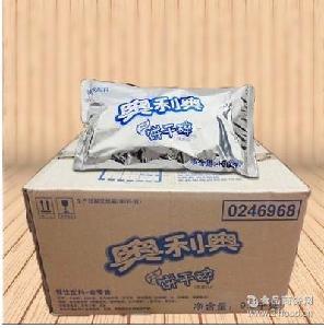 亿滋奥利奥饼干碎无夹心烘焙木糠蛋糕原料中号400g*24袋 整箱批发