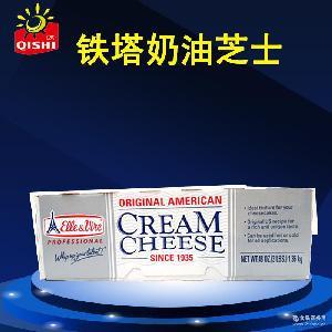 铁塔美国奶油干酪1.36kg 铁塔奶油芝士 奶油奶酪 美国原装进口