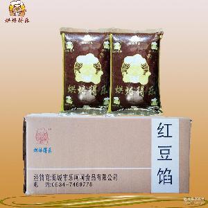 纳豆 厂家直销豆沙馅 馅料禹城特产5kg*4袋/箱豆耳豆制品烘焙原料