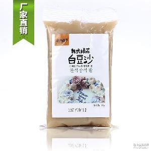 韩式白豆沙 厨房战争韩式裱花白豆沙 白豆沙馅料 白豆沙馅料批发