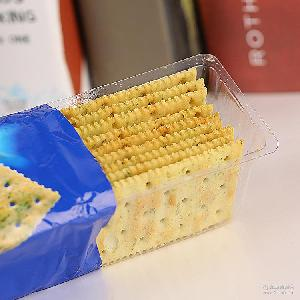 Homimi苏打饼干500g无糖饼干批发奶盐芝麻紫菜3种办公室代餐梳打