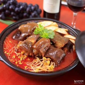 广西特产名菜滋韵阁食品河池风味家常菜送礼1kg真空包装酸汤牛蹄