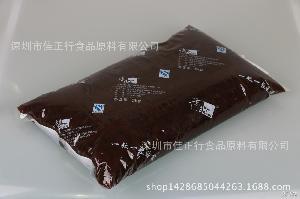 夹心馅料 京日牌红豆馅 烘焙 红豆沙 原料 5kg*4包/箱