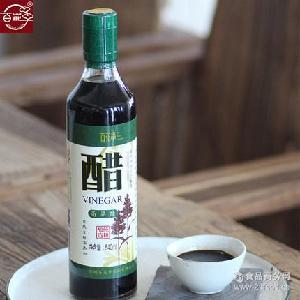 贵州*特产安顺百花串纯酿造高粱醋540ml瓶装