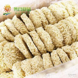金饶手工面 火锅面麻辣烫面饼 非油炸面条 现货整箱批发4.2kg/箱