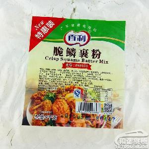 鸡米花鸡腿汉堡香辣鸡翅粉 炸鸡包裹粉 5kg 百利脆鳞裹粉 起酥粉