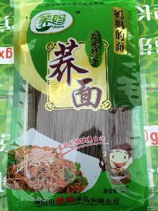包邮荞妈荞面苦荞面条荞麦手工挂面拉面酸辣粉品质保证