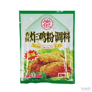 安记原味香酥炸鸡粉调料40g*24 西式裹粉 脆皮炸鸡粉调料