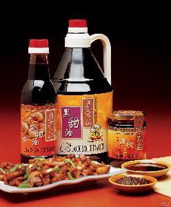 新加坡进口调味品 广祥泰黑甜油酱油色泽鲜亮厨房*调味料批发