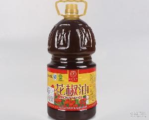黎红花椒油2.5l*6桶 川菜*调味油 厂家直销