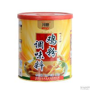 川骄鲜浓鸡粉调味料五星酒店专用*味鸡汁鸡精罐装1kg厂家直销