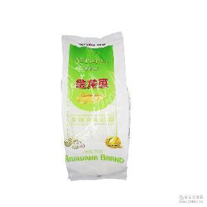 蒸馒头 家庭通用 多用途麦芯粉1千克(包邮)饺子 擀面条 金龙鱼