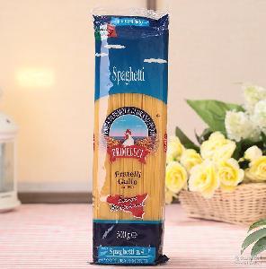 意大利原装进口面条 厂家批发 雄鸡4号方便营养细面条早餐挂面