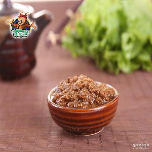 海娃蟹黄酱 健康美味开瓶即食 连云港特产厂家批发
