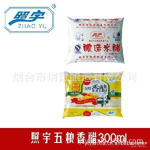 实力厂家大量销售 330ml酿造米醋 量大从优