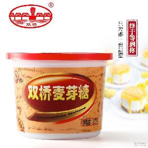 双桥麦芽糖浆食品级麦芽糖糖稀牛轧糖纯手工麦芽糖饴糖烘焙原料