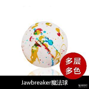 【现货】美国Jawbreaker生日礼物小食品零食魔法球舔糖礼盒糖果