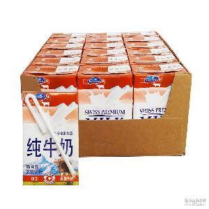 瑞士原装进口艾美牛奶250ml*18儿童牛奶方便携带商超热卖批发