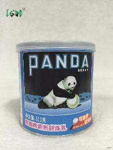 蛋糕 甜点奶茶 蛋挞皮原料 烘焙原料 350克 熊猫牌调制甜炼乳