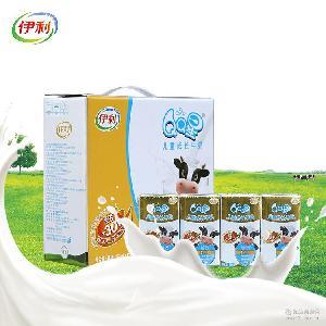 全聪儿童牛奶 健固 伊利 QQ星儿童成长牛奶125ml*20/箱