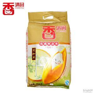 江南大米 正品香满园优质丝苗米(籼米) 10kg 粮油调味品批发
