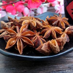 批发广西大红八角大茴 干净无杂质绿色天然大茴香火锅料 正品