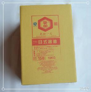 寿司葵田酱油18kg铁桶装 料理调味品 日式二号浓口 批发零售